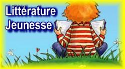 Logo litterature jeunesse