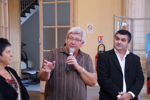 Diana André, Pierre et Patrice