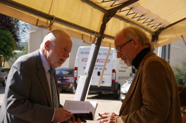 Jean-Claude et Jean-Louis Dumont