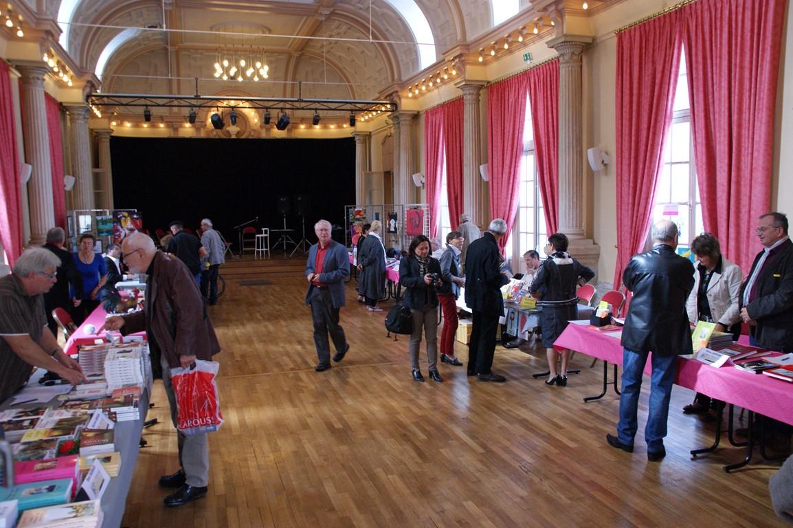 Salle des fêtes de l'Hôtel de ville de Bar-le-Duc
