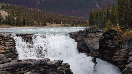 24 athabasca falls