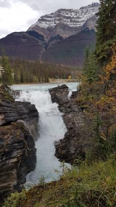 25 athabasca falls