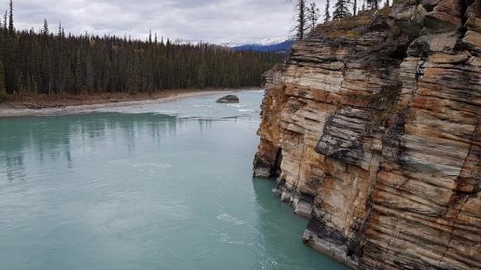 28 athabasca falls