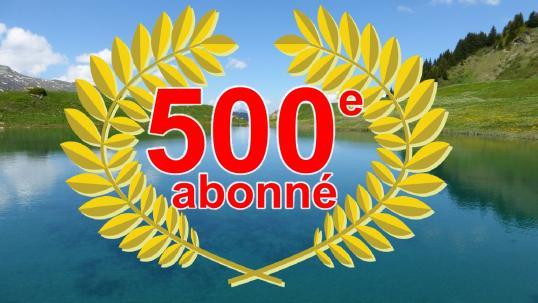 500 trophee