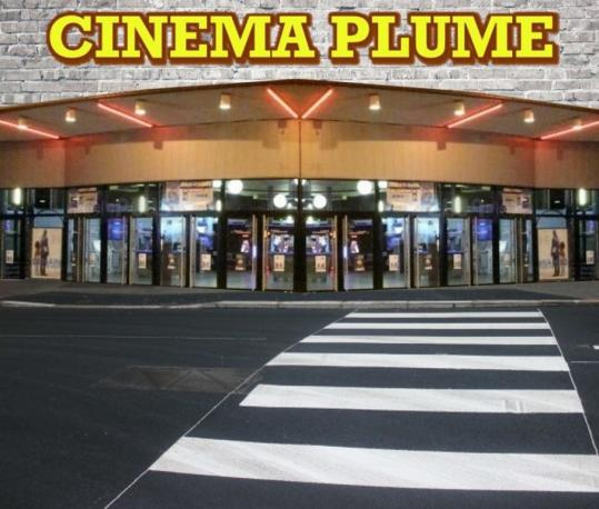 Facade cinema