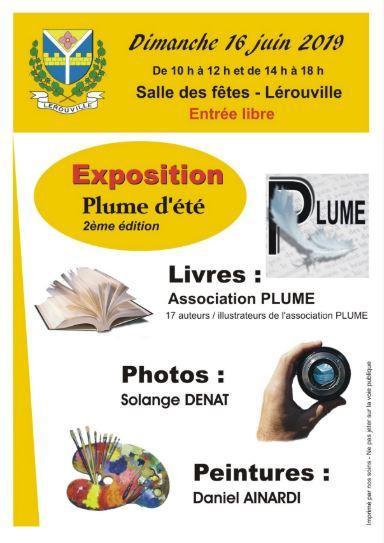 Lerouville affiche 2019