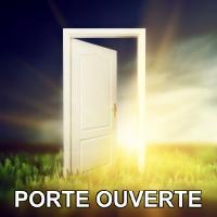 Logo porte ouverte