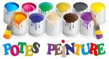Logo potes peinture