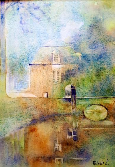 Maison mysterieuse
