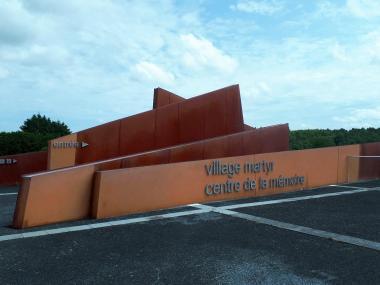 Oradour musee