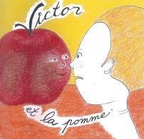 Victor et la pomme a