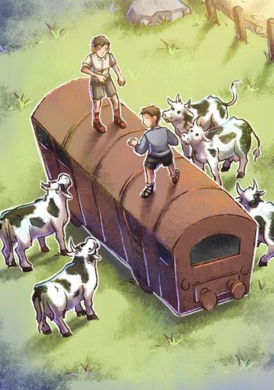 Wagon hector